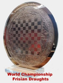 World championship Frisian Draughts